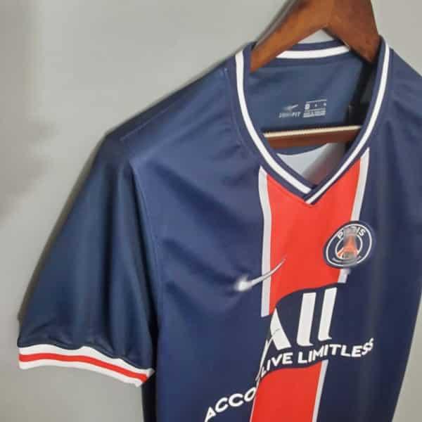 camiseta paris saint germain 2020-2021
