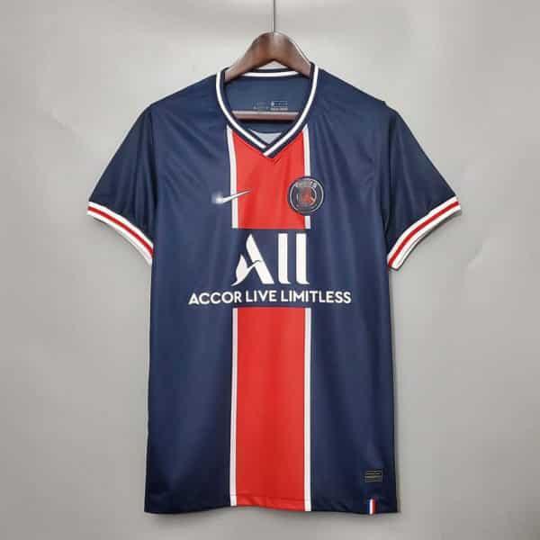 camiseta paris saint germain 2021