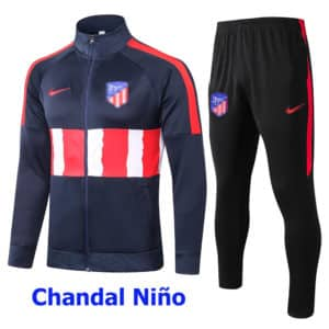 chandal niño atletico de madrid 2021