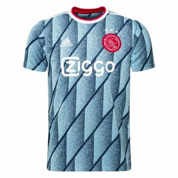 2 camiseta ajax amsterdam 2021