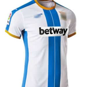 Camiseta leganes 2021 local barata replica