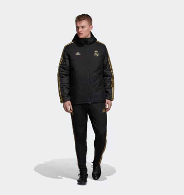 abrigo real madrid 2019-2020
