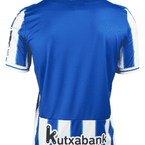 camiseta real soc 2021 atras