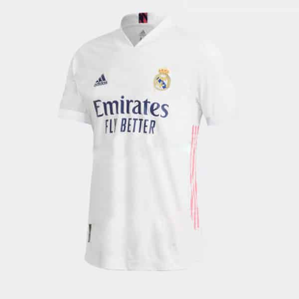 camiseta real madrid 2021
