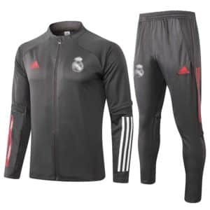 chandal negro real madrid 2021
