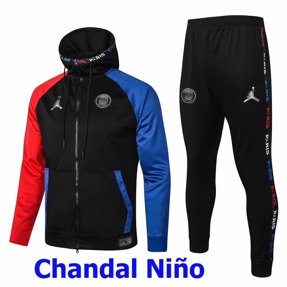 Chándal Psg Niño 2021 Web Nº1 de Camisetas Fútbol