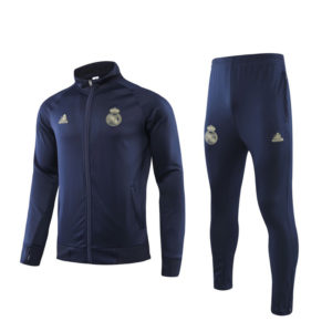 chandal real madrid azul barato