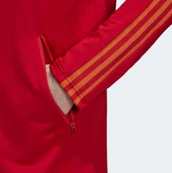 chandal rojo seleccion española 2020 barato