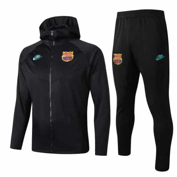 chaqueta con pantalon barcelona 2020