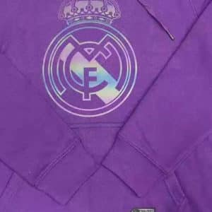 sudadera purpura real madrid