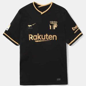 camiseta barcelona 2021 visitante