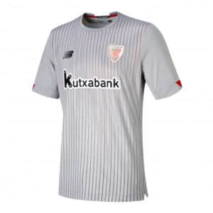 camiseta gris atletic bilbao 2021