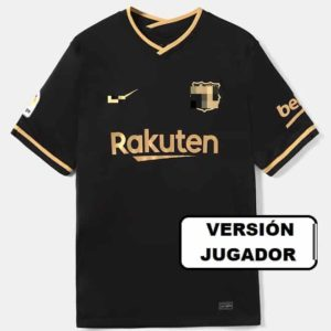 camiseta barcelona 2021 visitante - player