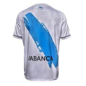 camiseta blanca deportivo coruña 2021