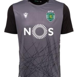 camisola sporting portugal portero 2021