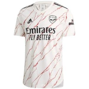 camiseta visitante arsenal 2021 1