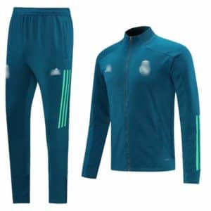 Chandal real madrid azul 2021 barato replica