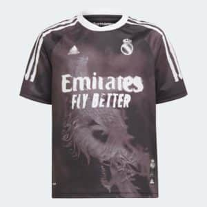 Camiseta_Real_Madrid_Human_Race_Negro_replica barata