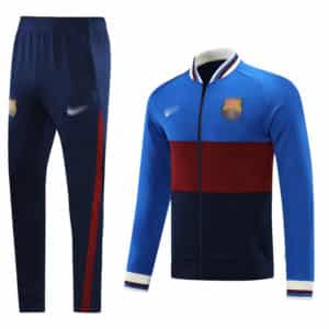 chandal barcelona azul y rojo 2021 barato (1)