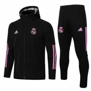 chandal capucha real madrid negro y rosa 2021 barato (1)