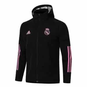 chandal capucha real madrid negro y rosa 2021 barato (6)